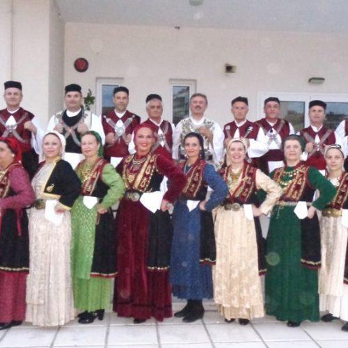 Εκδηλώσεις του Χορευτικού του Πολιτιστικού Ομίλου Ξηρολιβάδου - Ευχαριστήριο