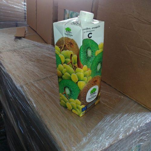 Δωρεάν διανομή χυμών ακτινιδίου και ροδακίνου στα Δημόσια σχολεία του Δήμου Βέροιας