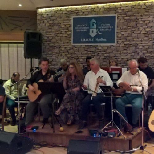 Ενθουσίασαν οι ΜΕΛΩΔΟΙ ΤΗΣ ΠΑΡΑΔΟΣΗΣ  στη Μουσική Βραδιά του ΣΟΦΨΥ Ημαθίας