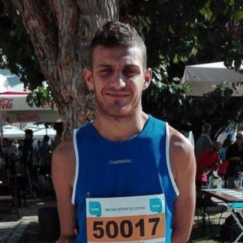 Ο Νίκος Τουλίκας συμμετείχε στο 3ο Run Greece  στην  Αλεξανδρούπολη
