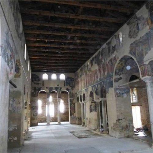 Η Ύψωση του Τιμίου Σταυρού στην Παλαιά Μητρόπολη  Βέροιας. Θα ιερουργήσει ο Μητροπολίτης   κ. Παντελεήμων