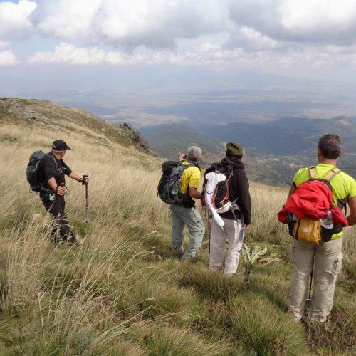 """Ορειβατική ομάδα Βέροιας """"Τοτός"""" -  Βαρνούντας Ν. Φλώρινας. """"Κυριακή στο Δεσποτικό"""""""