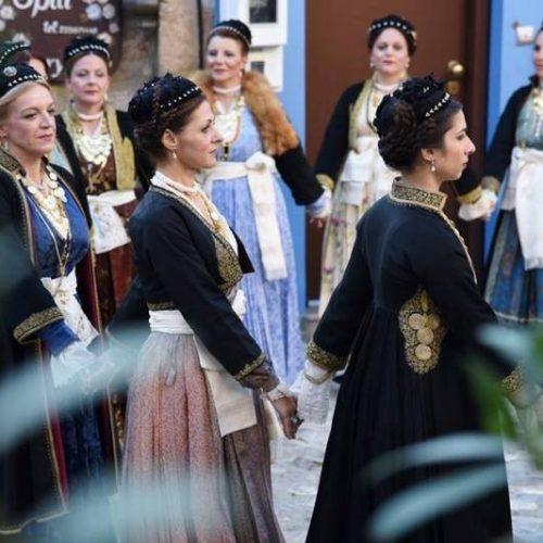 Ξεκίνησαν τα μαθήματα χορού του Λυκείου των Ελληνίδων Βέροιας