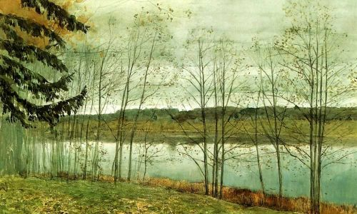 Διάσημοι πίνακες ζωγραφικής με θέμα το φθινόπωρο