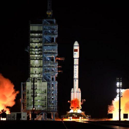 Δεύτερο τροχιακό εργαστήριο εκτόξευσε η Κίνα - Σε τροχιά προς διαστημικό σταθμό, Σελήνη και Αρη