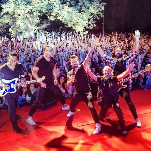Με μεγάλη επιτυχία πραγματοποιήθηκε  στη Νάουσα  η συναυλία των Onirama