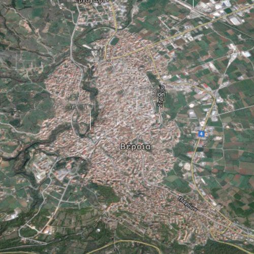Τοποθέτηση του Θανάση Θεοχαρόπουλου   στο Επιμελητήριο Ημαθίας για την οριοθέτηση του αρχαιολογικού χώρου της Βέροιας