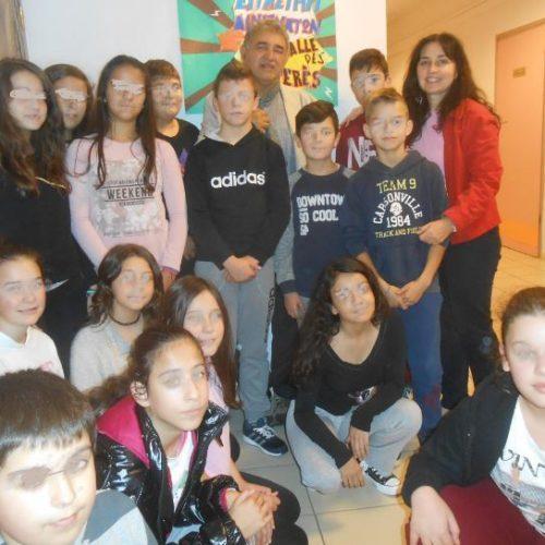 """""""Λύνω Αινίγματα και Μαθαίνω""""  στο Γυμνάσιο με Λυκειακές Τάξεις Ριζωμάτων"""