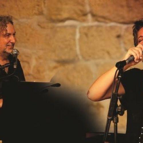 Ο Γιώργος Καζαντζής και η  Λιζέτα Καλημέρη στη Βέροια, Σάββατο 5 Νοεμβρίου
