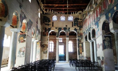Ανακαλύπτω τη Βέροια και τους θησαυρούς της - Παλαιός  Μητροπολιτικός Ναός      Πέτρου και  Παύλου