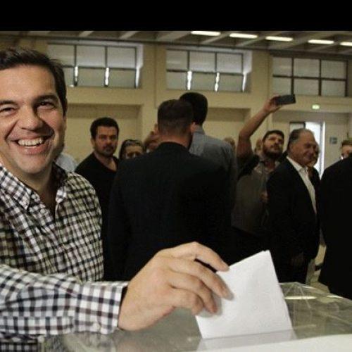 Με ποσοστό 93,54%   ο Αλέξης    Τσίπρας   επανεξελέγη Πρόεδρος του ΣΥΡΙΖΑ -  Το μήνυμά του για την επανεκλογή
