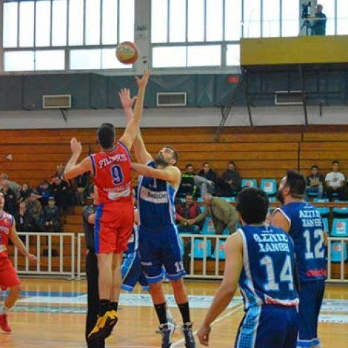 Μπάσκετ: Με 63-65 έχασε στη Βέροια  ο  Φίλιππος από την ΑΣΠΙΔΑ Ξάνθης
