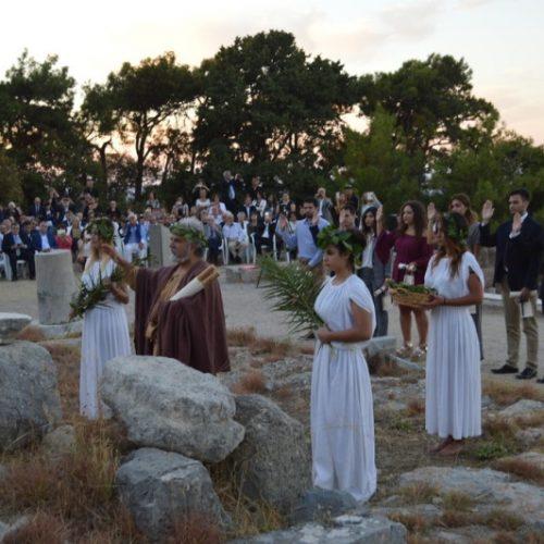 Η τελετή του Όρκου του Ιπποκράτη στην Κω - Συμμετείχε ο Ιατρικός Σύλλογος Ημαθίας