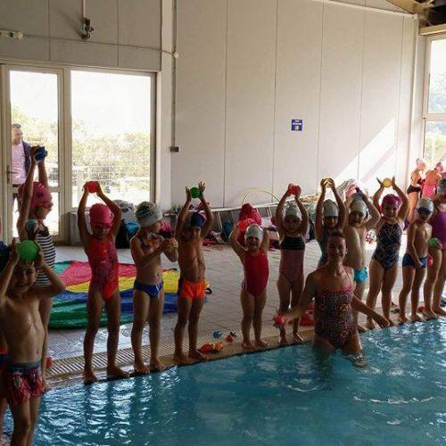 Η συνάντηση της Κολυμβητικής Ακαδημίας Νάουσας με τον Αστερία Κατερίνης