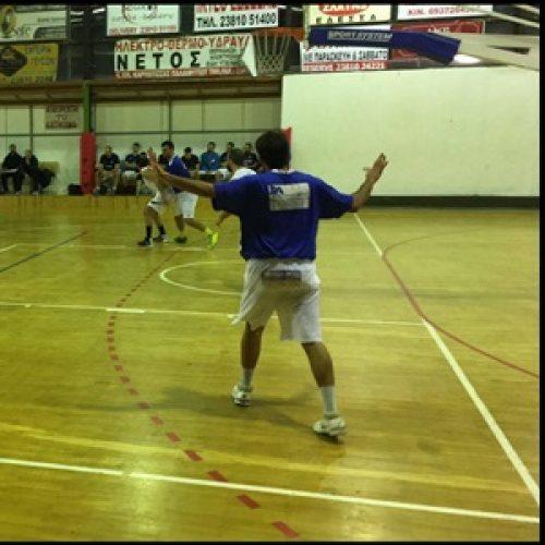 Μπάσκετ: Νικητής έφυγε ο ΑΟΚ Βέροιας από την Έδεσσα,  κερδίζοντας τον ΓΑΣ με   78 - 60