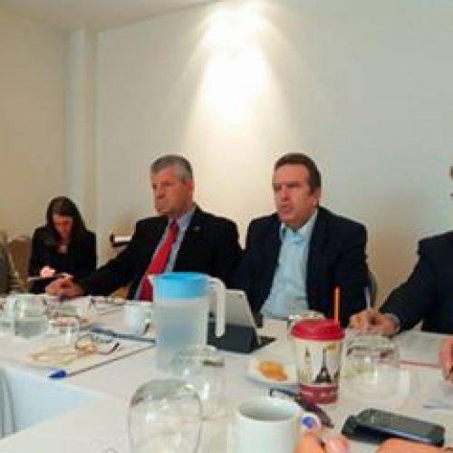Η  διευρυμένη  συνεδρίαση των Ομοσπονδιών Εμπορίου Κ&Δ Μακεδονίας και Θεσσαλίας