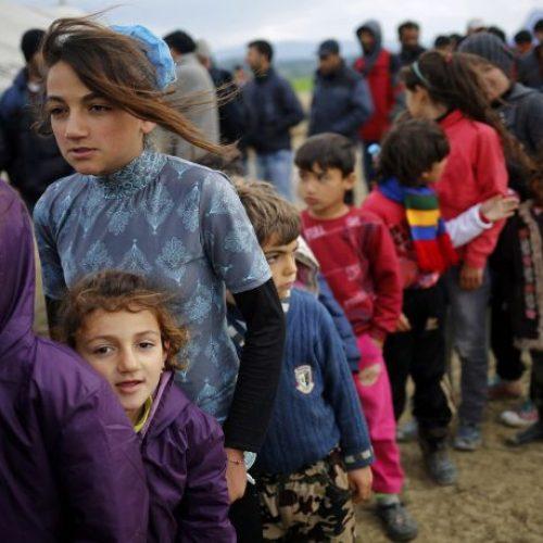 Οικολόγοι Πράσινοι: Το μεγάλο στοίχημα της ένταξης των παιδιών προσφύγων στο εκπαιδευτικό μας σύστημα πρέπει πάση θυσία να κερδηθεί