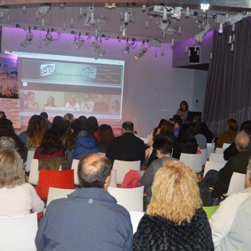 Το 3ο ΓΕΛ Βέροιας παρουσίασε το Ευρωπαϊκό πρόγραμμα Erasmus