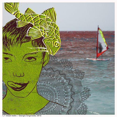 """Έκθεση εικαστικών """"ΚΟΙΝΟΣ ΤΟΠΟΣ"""".  Θεσσαλονίκη, Αίθουσα Τέχνης IANOS, από 14/10 έως και 5/11/'16"""