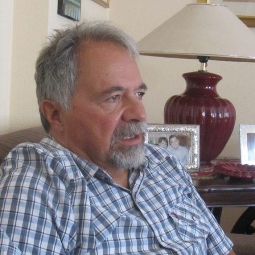 Νίκος Μανούδης. Πλάθοντας ρόλους, σμιλεύοντας την πέτρα και ζωγραφίζοντας