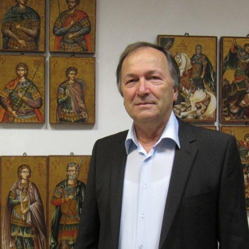 Οι  εντυπωσιακές  αγιογραφίες του Συμεών Ματσκάνη δίπλα σε άλλες δημιουργικές μορφές ζωής - Εγκαίνια   στη γκαλερί Παπατζίκου