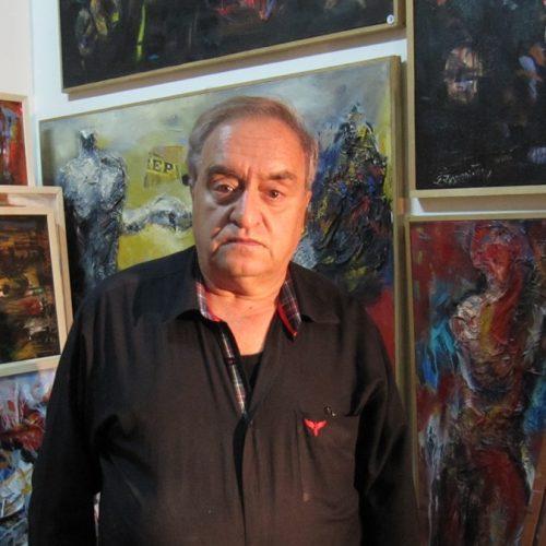 Στέλιος Ζαχαρούδης. Eραστής του χρώματος και τοπιογράφος της ανθρώπινης ψυχής