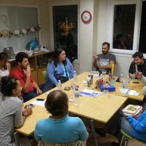 Ξεκίνησαν οι Ομάδες και τα Τμήματα του ΣΟΦΨΥ Ημαθίας - Το πρόγραμμα λειτουργίας της Στέγης Δημιουργίας