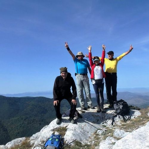 """Η Ορειβατική Ομάδα της Βέροιας """"Τοτός"""" στο Σοκόλ  - Εντυπωσιακές εικόνες και  χρώματα Φθινοπώρου"""