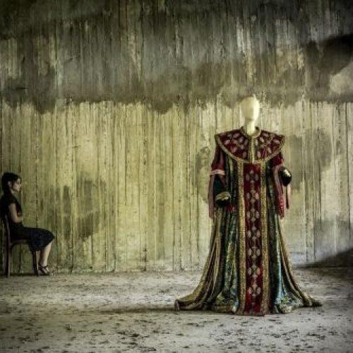 """Έκθεση κοστουμιών """"Στιγμές δημιουργίας στον χρόνο, 55 χρόνια Κρατικό Θεάτρο Βορείου Ελλάδος"""". Αλατζά Ιμαρέτ, 4 έως και 23/'10"""