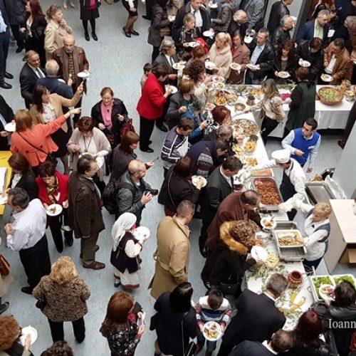 Συμπόσιο με επίκεντρο την αρχαιοελληνική κουζίνα οργανώθηκε στο Δήμο Νάουσας
