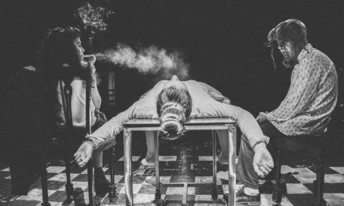 """Θεατρική παράσταση """"Το Μάθημα"""" του Ε. Ιονέσκο, Νάουσα 22 και 23 Οκτωβρίου"""
