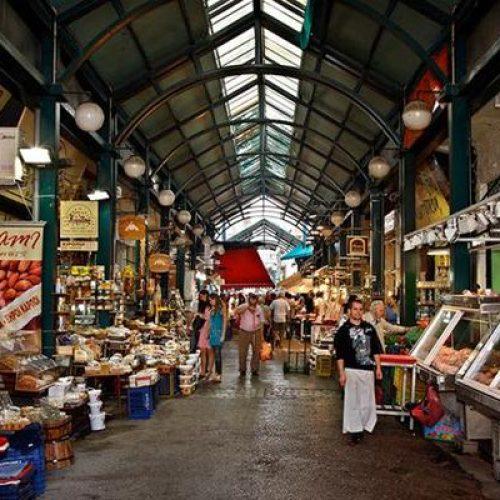 """""""Από Αγορά Μοδιάνο… Αγορά Mall"""" γράφει η Δήμητρα Μυρίλλα"""