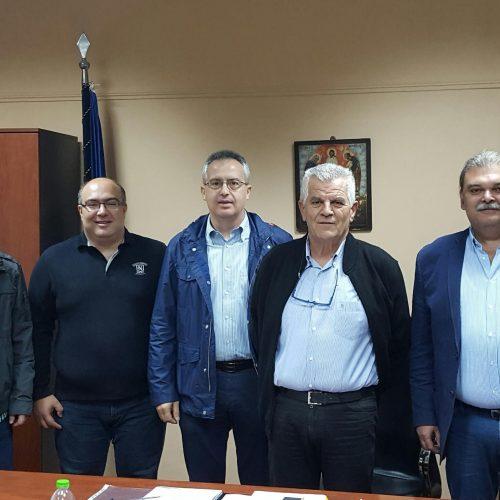 Συνάντηση Ιατρικού Συλλόγου Ημαθίας με το νέο Διοικητή του Νοσοκομείου