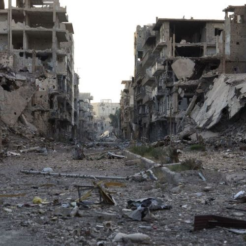 """""""Κοίτα να δεις κορίτσι της Συρίας…""""  γράφει ο Γιάννης Τσεχελίδης"""