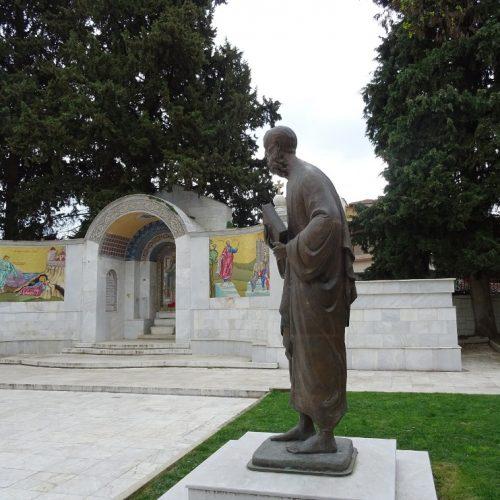 """Ανακαλύπτω τη Βέροια και τους θησαυρούς της - Το Βήμα Απ. Παύλου """"Παγκόσμιο μνημείο θρησκευτικής κληρονομιάς"""""""
