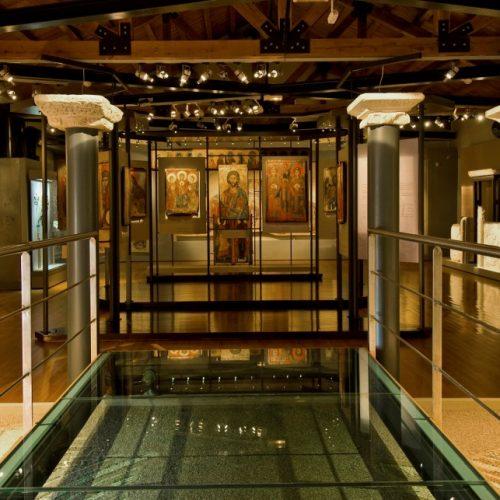 Ανακαλύπτω τη Βέροια και τους θησαυρούς της - Το Βυζαντινό Μουσείο