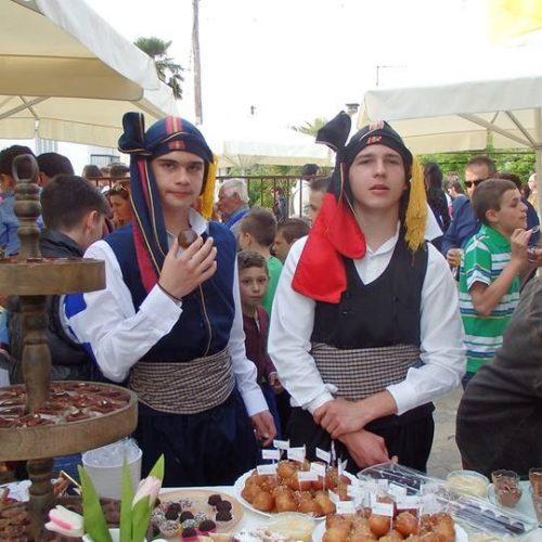 Μαθήματα Ποντιακής Κουζίνας από την Εύξεινο Λέσχη Χαρίεσσας, Κυριακή 13 Νοεμβρίου