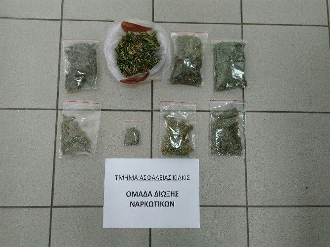 Ομάδα Δίωξης Ναρκωτικών Τμήμα Ασφάλειας Κιλκίς
