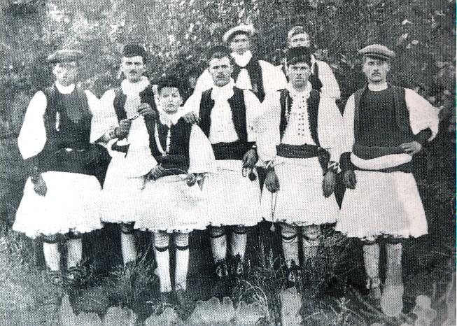 Σαρακατσάνοι στη Δυτική Μακεδονία, 1935