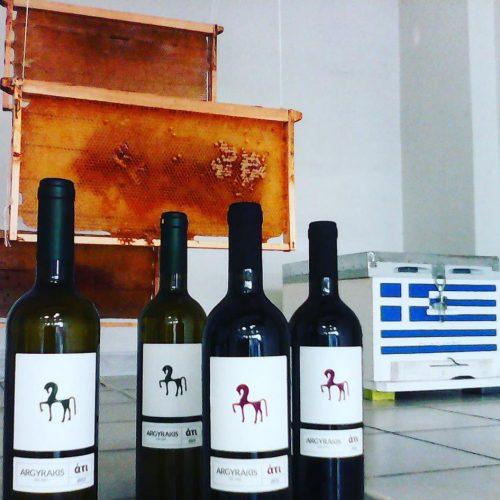 """Γκαλερί Παπατζίκου """"μεθ' αδείας οίνου & μελιού"""", Πέμπτη 10 Νοεμβρίου"""