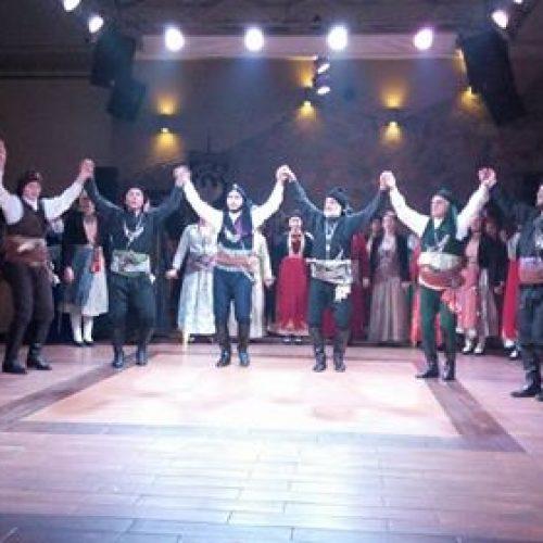 Μεγάλη επιτυχία σημείωσε ο ετήσιος χορός της ΕΥΞΕΙΝΟΥ ΛΕΣΧΗΣ ΒΕΡΟΙΑΣ