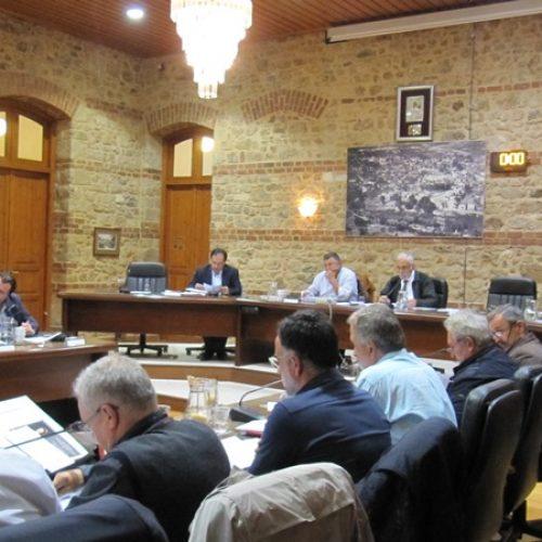 Δημοτικό Συμβούλιο Βέροιας - Θέσεις και αντιθέσεις