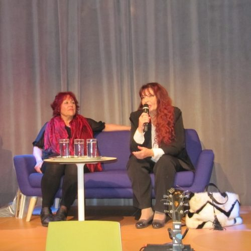 """""""Η πόλη των αθώων"""" της Κατερίνας Καριζώνη, το μυθιστόρημα των αφανών, παρουσιάστηκε στη Βέροια"""