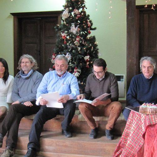 Αποχαιρετώντας το ΄16 με χριστουγεννιάτικες εκδηλώσεις πολλά υποσχόμενες - Συνέντευξη τύπου ΚΕΠΑ και ΚΑΠΑ