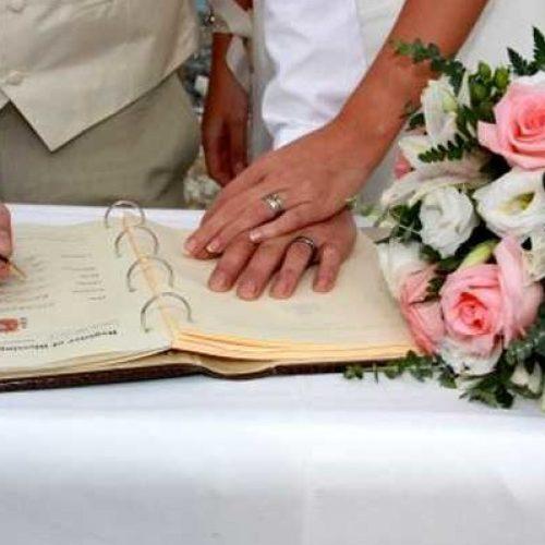 Εκατό πολιτικοί γάμοι το χρόνο στη Βέροια!