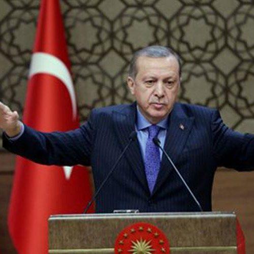 """Ερντογάν: """"Η Συνθήκη της Λωζάνης δεν είναι ιερό κείμενο"""" - Video"""