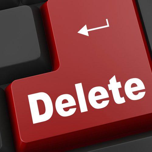 Διαγράψτε τον εαυτό σας από το ίντερνετ με το πάτημα ενός κουμπιού - Πως σβήνετε τα ίχνη σας από Gmail, Facebook, Twitter