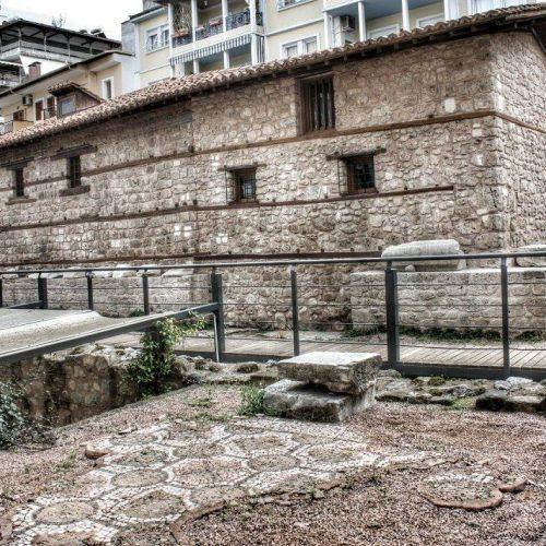 Ανακαλύπτω τη Βέροια και τους θησαυρούς της -   Αρχαιολογικός χώρος Αγίου Παταπίου