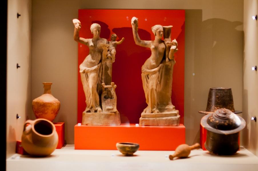 Αρχαιολογικό Μουσείο 1