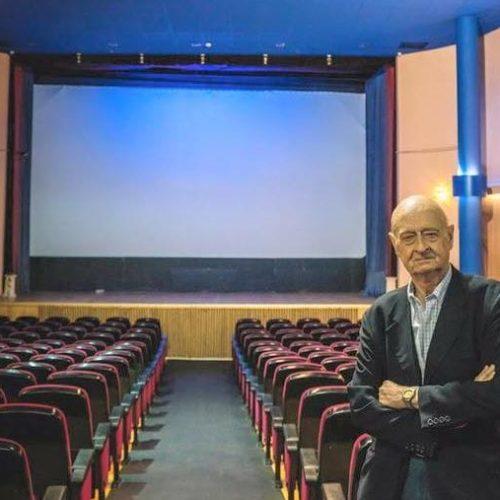 Γιώργος Βλαχογιάννης. Ταυτίζοντας  τη ζωή του με το ΣΤΑΡ, τον τελευταίο κινηματογράφο της Βέροιας
